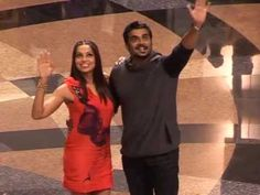 Flash Mob At Infiniti Mall To Promote 'Jodi Breakers' | Bipasha Basu and R. Madhavan