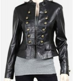 Are you looking for a leather jacket without pocket and flat design yet fabulour look, than this jacket is for you. Have a look at once and I am sure you want to buy it.