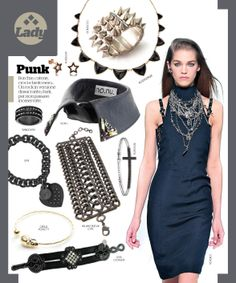 punk (daily luxury accessories)
