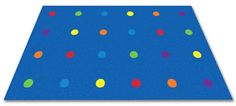 On the Spot Classroom Seating Rug Multi on Blue http://www.kidcarpet.com/products/On-the-Spot-Classroom-Seating-Rug-Multi-on-Blue