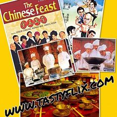 """Tonight's Friday Nite Food Film suggestion is """"The Chinese Feast"""". For full . Leslie Cheung, Chinese Sausage, Food Film, Friday, Movie, Chicken, Recipe, Menudo Recipe, Film"""