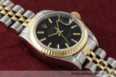 Rolex Lady Datejust Stahl / Gold Automatik Kal. 2135 Ref. 69173  | 142822