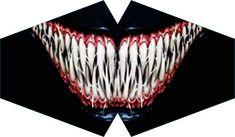 PACOTE DE ESTAMPAS MÁSCARAS DE PROTEÇÃO – CORONAVÍRUS (COVID-19) | ARTES PARA CANECAS Stencil Street Art, Deadpool Art, Cartoon Costumes, Creepy Drawings, Maskcara Beauty, Cool Masks, Sewing Lessons, Masks Art, Fashion Face Mask