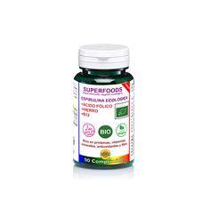 ¿Conoces todos los beneficios de la Espirulina BIO? Apórtale proteínas, vitaminas, minerales, antioxidantes y fibras a tu organismo