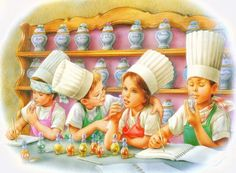 Les Amis de Martine font la cuisine