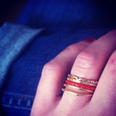 Monsieur Ring My Bell, Boho Chic, Jewels, Rings, Paris, Style, Accessories, Ring, Swag