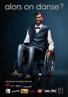 handicap (accessibilité, humour, Belgique, Stromae)