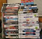 48 Video Game Lot Gamecube Wii PS2Xbox 360 PSP PS3