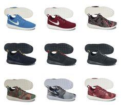 Nike Roshe Run (Summer 2013) Preview