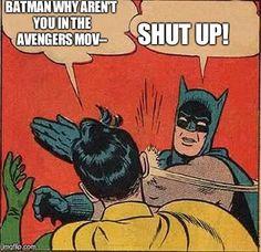 Batman Slapping Robin - http://teddybooboo.com/the_walking_dead_buzz/batman-slapping-robin-13