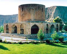 Sun Palace in Khorasan..#irantravelingcenter