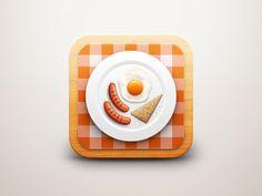 12.1.app icon design