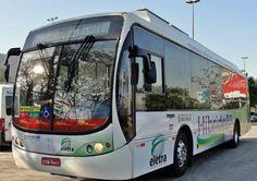 Ônibus HíbridoBR será apresentado na abertura da Semana da Biodiversidade, em Santos  - Ônibus Híbrido BR é solução de veículo de transporte coletivo sobre pneus que reduz a emissão de poluição e tem operação flexível,indo onde praticamente todos os outros ônibus urbanos configurados para linhas troncais chegam. Tecnologia é 100% nacional    No próximo domingo, 25 de novembro, o ônibus elétrico híbrido HíbridoBR, será apresentado ao público que participa da abertura da Semana da Biodiversid