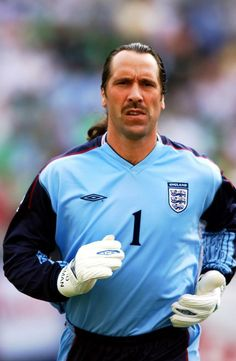 David Seaman - England National Team
