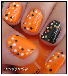 Today we have 30 of the Best Fall Nail Art Designs! Nail Art is our favorite but fall nail art is even better! We love the fall season and really love the color choices that these lovely nails utilize to create the vibe. Fancy Nails, Love Nails, Diy Nails, How To Do Nails, Pretty Nails, Manicure Ideas, Glitter Nails, Diy Manicure, Nail Art Halloween