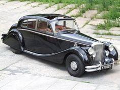1950 Jaguar Mark V Saloon