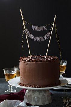 el gato goloso: Torta de chocolate infame y perversa