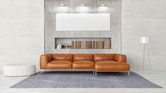 Illustration about Modern sofa, mock up poster in contemporary living room, render. Illustration of modern, apartment, decor - 59049245 Single Apartment, Design Vase, Decorative Wall Panels, Transitional Decor, Beige Area Rugs, Colorful Rugs, Displays, Contemporary, Living Room