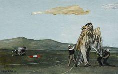 Kamil Lhoták: Plátěný orel_1964 Painting, Art, Art Background, Painting Art, Kunst, Paintings, Performing Arts, Painted Canvas, Drawings