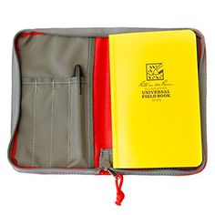 Fidelis Co Field Notebook  Red With Rite in the Rain Notebook No 374 >>> More info could be found at the image url. Note:It is Affiliate Link to Amazon.