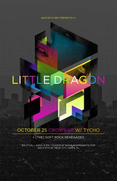 poster | Little Dragon