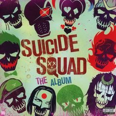 Original soundtrack to the 2016 motion picture. Suicide Squad: The Album is as wildly diverse as the Suicide Squad itself, showcasing new and previously unreleased material from some of the most commendable artists in contemporary music. Other highlights include tracks from such unprecedented assemblages as Action Bronson & Dan Auerbach (of The Black Keys) with Mark Ronson, and Skrillex and Rick Ross. What's more, Suicide Squad: The Album also features new songs from Kevin Gates, Kehlani…
