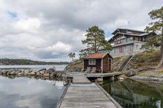 architecture modern Swedish house