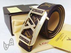 Cinturones Louis Vuitton Baratos