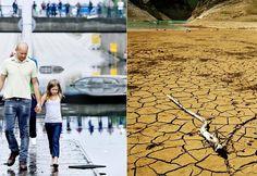 Faltam 61 dias para o Rio +20. Um dos 7 temas centrais da conferência aborda os desastres naturais causados pelo aquecimento global.