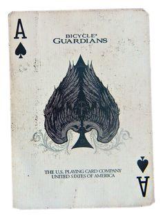 Ace Card Stock by ~Sherubichan on deviantART