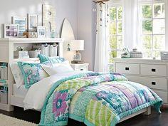 Oxford Hawaiian Bedroom | PBteen