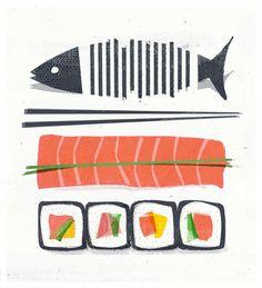 Mr. H.   Ship-shape Sushi