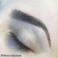 See this Instagram photo by @browsbytam • 182 likes