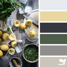 today's inspiration image for { culinary color } is by @mademoisellepoirot ... thank you, Carole, for another fantastic #SeedsColor image share!