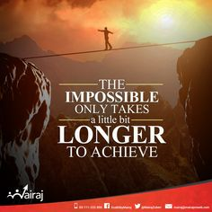 The 'impossible' only takes...  #Mairaj #Olevel #Alevel #CIE #Economics #Business #AskMAIRAJ