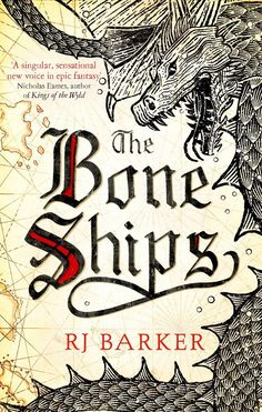 A brilliantly imagined saga of honor, glory, and warfare, The Bone Ships is the epic launch of a new fantasy from David Gemmell Award-nominated RJ Barker. New Fantasy, Fantasy Books, High Fantasy, Love Book, Book 1, Got Books, Books To Read, What To Read, Book Photography