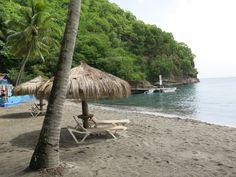 www.cosmopolitantravels.com Jade Mountain, Outdoor Furniture, Outdoor Decor, Hammock, Caribbean, Shades, World, Sunnies, The World