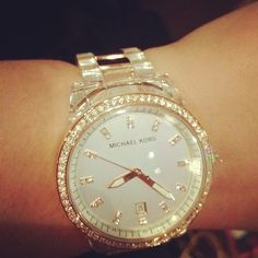 Holsten Jewelers Carries the Michael Kors line, stop in and pick up one today www.holstenjewelers.com