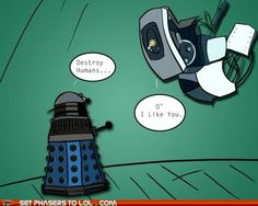 Doctor Who and Portal