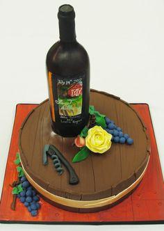 wine bottle cake   wine bottle cake, Market Salamander Beautiful Cakes, Amazing Cakes, Wine Bottle Cake, Oil Bottle, Party Themes, Party Ideas, Creative Cakes, Themed Cakes, Tea Party