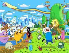 Adventure Time – 331 photos