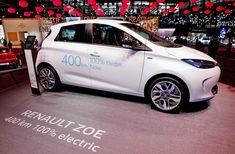 Renault-Nissan developing a fleet of self-driving EVs