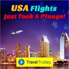 Flights to USA from £311!
