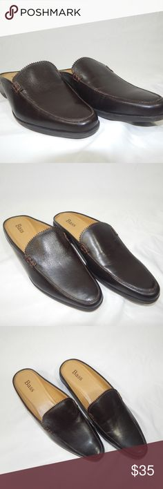 Bass Slip-on Mules size 8.5 Bass Slip-on Mules size 8.5 Bass Shoes Mules & Clogs