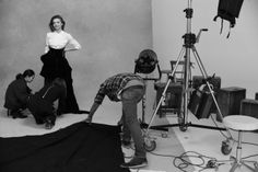 Exclusive: behind the scenes with Miranda Kerr on her Vogue cover shoot gallery - Vogue Australia