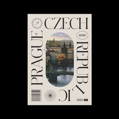 Graphic Design Posters, Graphic Design Typography, Graphic Design Illustration, Branding Design, Poster Layout, Print Layout, Poster Ideas, Prague, Book Design Layout
