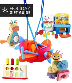 Gift Guide: Best Gifts For Infants!