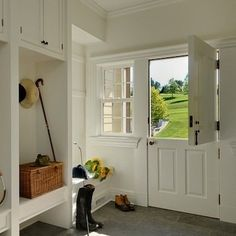 Old-fashioned house features we were wrong to abandon. We were probably right to leave behind many hallmarks of yesterday's home, but it's time to reconsider these 10 once-popular details, not for their novelty, but for their practicality. | By Michael Franco, BobVila.com