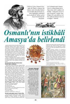 Amasya Osmanlı Dönemi