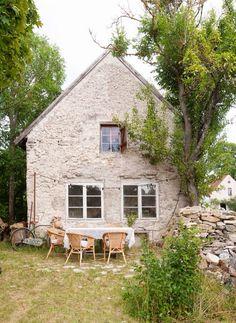 The idyllic Swedish island holiday home